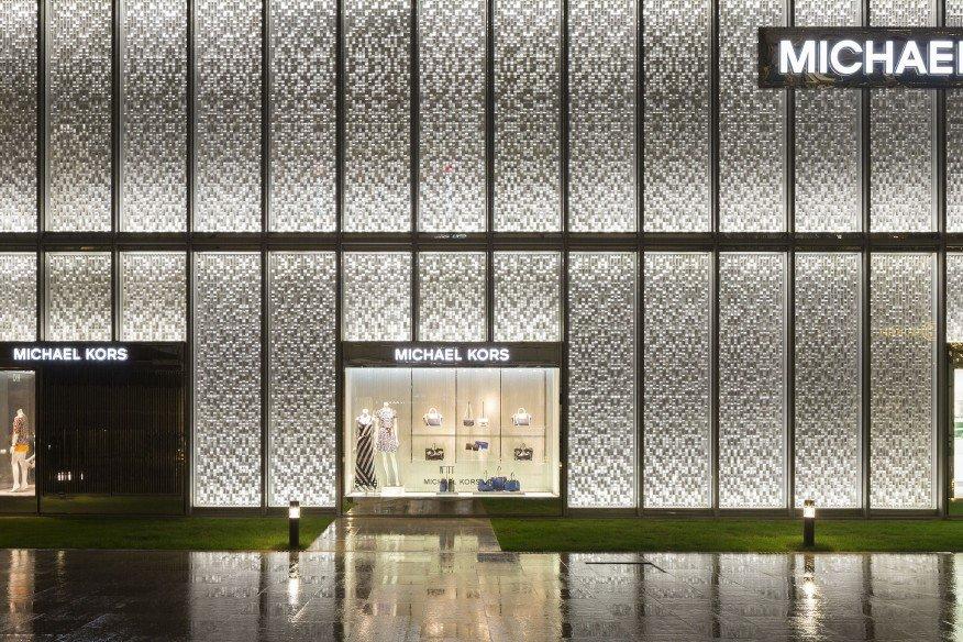 Flagship Store Michael Kors, Shanghai