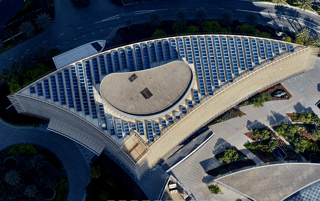 Solar Project Dubai Sports Complex Dubai, United Arab Emirates